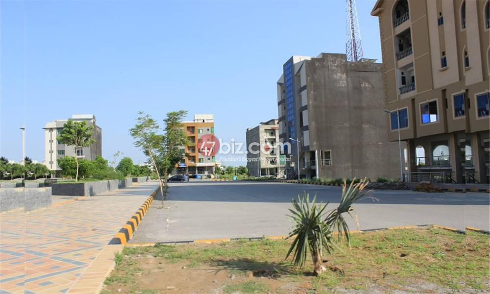 10-Marlas-Plot-for-sale-in-Gulberg-Residencia-Islamabad-Block-T-4
