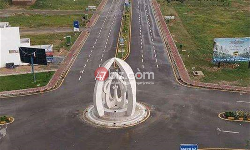8-Marla-Residential-Plot-for-sale--in-Faisal-Town-Islamabad-5