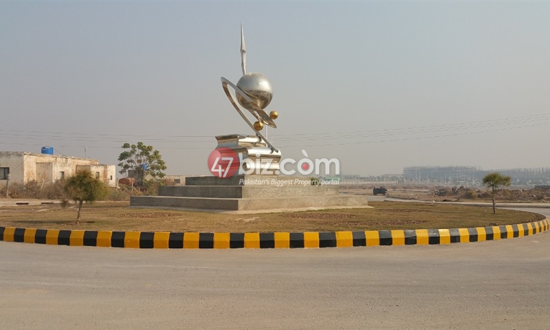 Plot-For-Sale-in-Gulberg-Residencia-M-Block,-Size-10-Marlas-1