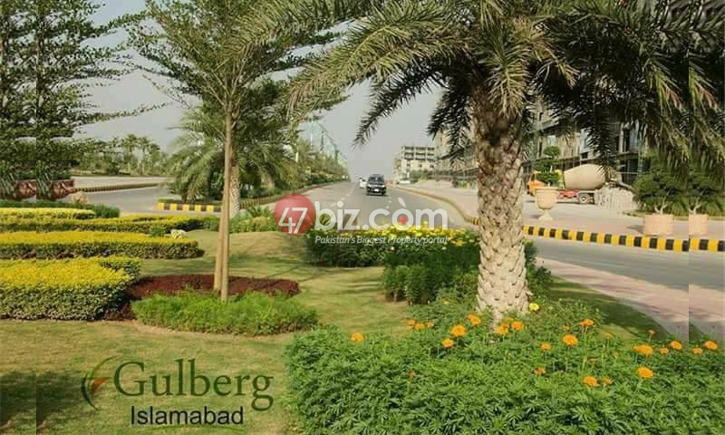 Prime-Location-1-Kanal-Plot-Available-For-Sale-In-Gulberg-Islamabad-1
