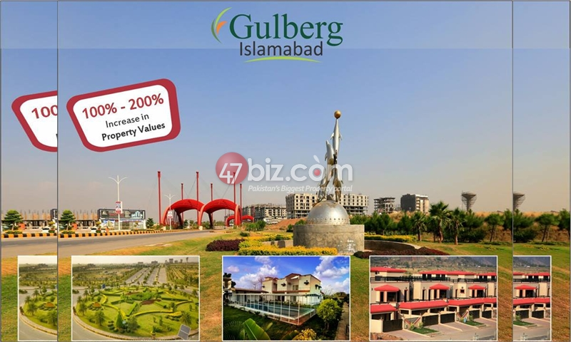 Prime-Location-1-Kanal-Plot-Available-For-Sale-In-Gulberg-Islamabad-2