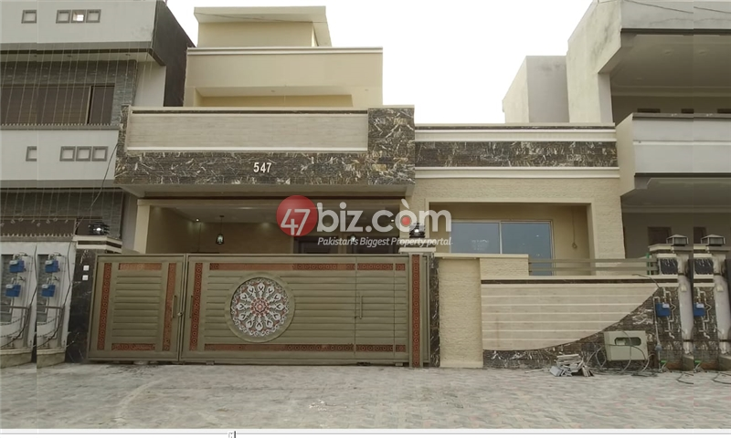 35x70-Single-Unit-Park-face-House-for-sale-in-F-15/1-1