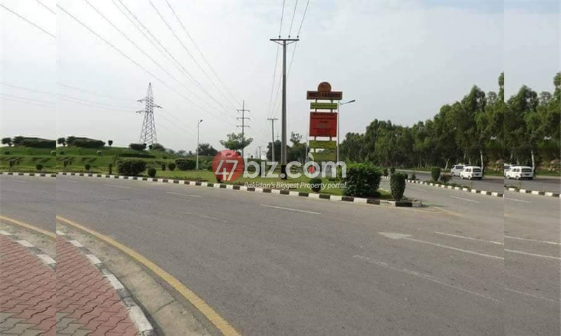 30x60-Residential-(Corner)Plot-for-sale-in-B17-Multi-Garden-Block-F-9