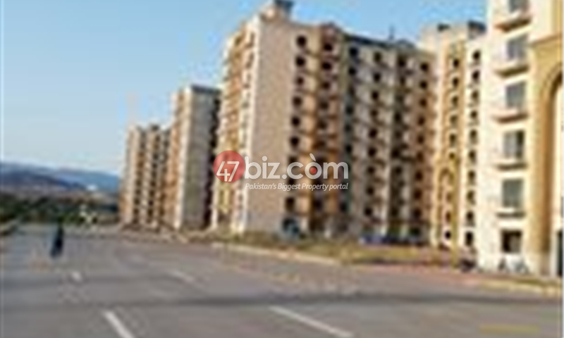 Two-Bedroom-Cube-Apartment-1164-Squre-Feet-Bahria-Enclave-Islamabad-4