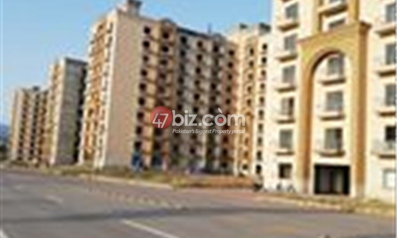 Two-Bedroom-Cube-Apartment-1164-Squre-Feet-Bahria-Enclave-Islamabad-5