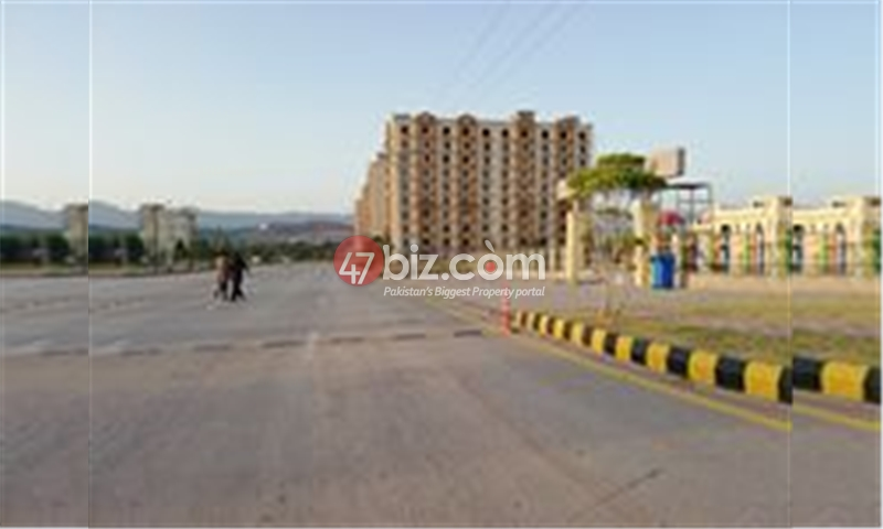 Two-Bedroom-Cube-Apartment-1164-Squre-Feet-Bahria-Enclave-Islamabad-10