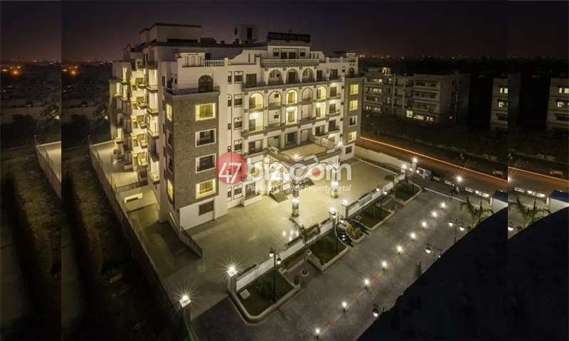 Warda-Hamna--Residencia-II-Luxury-Flat-For-Sale-IN-G-11/3-2