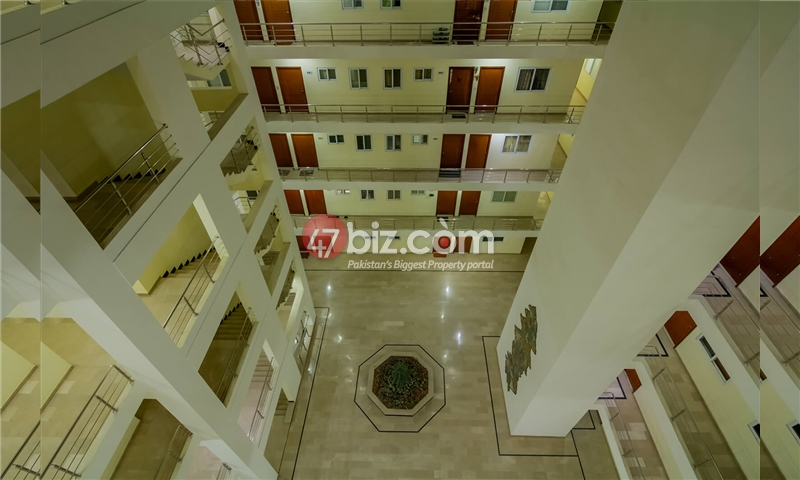Warda-Hamna--Residencia-II-Luxury-Flat-For-Sale-IN-G-11/3-4