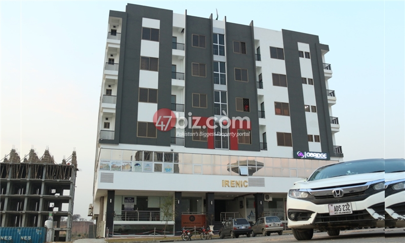 550-sqft,-Apartment--for-sale-in-Gulberg-greens,-block-C,-Islamabad-1