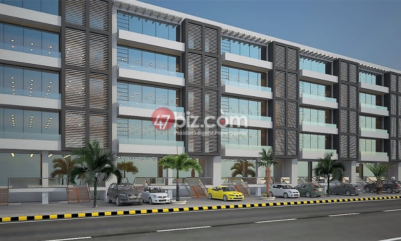 Islamabad-Shop-and-office-For-Sale-in-Bahria-Enclave-1