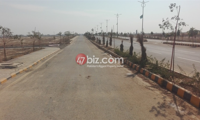 1-Kanal-Plot-for-sale-in-Top-City-Block-F-1
